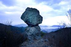 松茸岩 小豆島